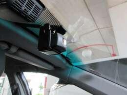 万が一の際でも安心と信頼の、Carrozzeria製ドライブレコーダー付きです♪
