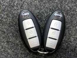 【インテリジェントキー】キーを出さずにドアロックの開閉からエンジン始動まで出来るインテリジェントキー★ワンタッチで簡単便利