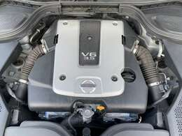 V6 3500cc 【VQ35HR】!!313馬力!!のストレスのない走りを味わいませんか( ̄▽ ̄)