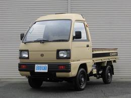 スズキ キャリイ 三方開 4速MT 4WD