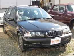 BMW 3シリーズツーリング 318i 社外CDオーディオ 社外18インチ