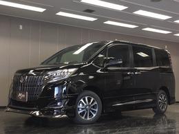 トヨタ エスクァイア 2.0 Gi プレミアムパッケージ ブラックテーラード 新車 モデリスタエアロキット 特別仕様車