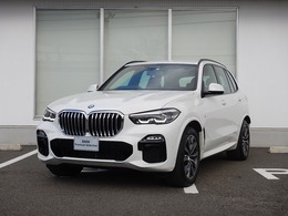 BMW X5 xドライブ 35d Mスポーツ 4WD 弊社試乗車