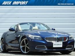 BMW Z4 sドライブ 23i ハイラインパッケージ ベ-ジュ革H&R社外AWナビBカメラシ-トヒ-タ