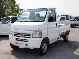 ホンダ アクティトラック 660 SDX 5MT・エアコン・パワステ・エアバッグ