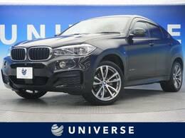 BMW X6 xドライブ 35i Mスポーツ 4WD ワンオーナー セレクトPKG サンルーフ LED