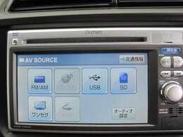 音楽ソースはCD/DVD/SD/TV/USBに対応