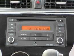 ラジオチューナー付きですので、音楽等でドライブを彩りよく楽しんでいただくことができます。