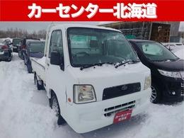 スバル サンバートラック 660 TB 三方開 4WD 1年保証 MT 寒冷地仕様 禁煙車