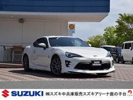 トヨタ 86 2.0 GT リミテッド ハイパフォーマンス パッケージ