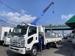いすゞ フォワード 2.9トン吊タダノZE303H3段クレーン ラジコン フックイン ETC