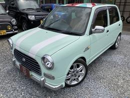 ダイハツ ミラジーノ 660 全塗装 新品シートカバー