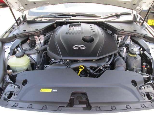 2.0Lターボエンジン