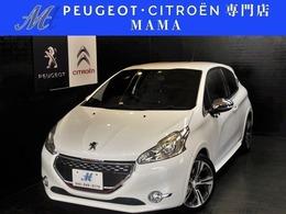 プジョー 208 GTi Peugeot&Citroenプロショップ 6速MT
