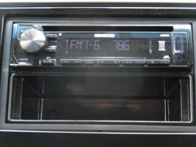 『KENWOOD』(U330)CDデッキ(機能詳細は製造元HPをご参照下さいませ)
