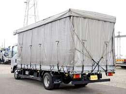 荷台内寸 長さ500cm×幅207cm×高さ207cm