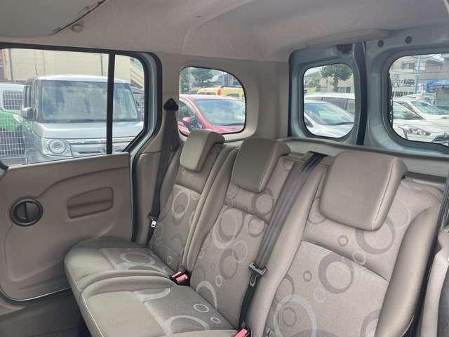 窓が多い為、開放感あるドライブが楽しめます!