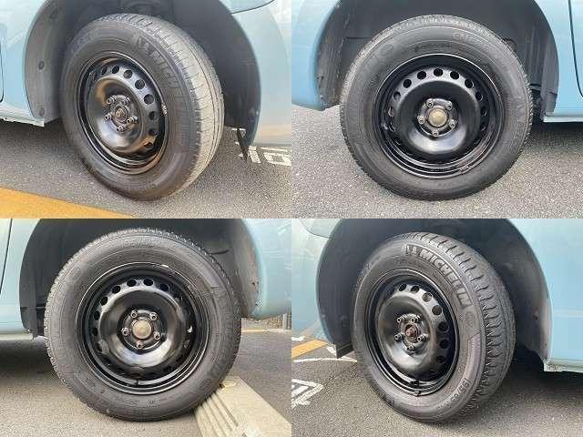 タイヤも交換必要御座いません!現状ご使用頂けるかと思います!