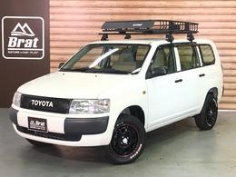 トヨタ プロボックスバン 1.5 DXコンフォートパッケージ 4WD 2インチリフトアップ マッドスターA/T