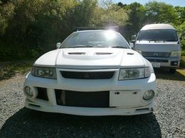 三菱 ランサーエボリューション 2.0 GSR VI 4WD エンジンオーバーホール済み