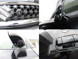 運転席から見えづらい部分をカバーしてくれる全方位モニター装備!対応するナビゲーションと併せて購入するのがオススメです◎