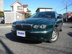 ジャガー Xタイプ の中古車 2.0 V6 千葉県野田市 14.3万円