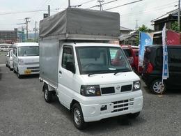 日産 クリッパートラック 宅配仕様車 5MT AC PS
