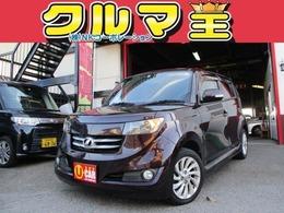 トヨタ bB 1.5 Z Qバージョン フルエアロ・スマートキー・ウーハー付き