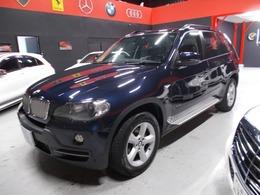 BMW X5 xドライブ 30i 4WD キセノン 純正ナビBカメラ 黒革 D整備車両