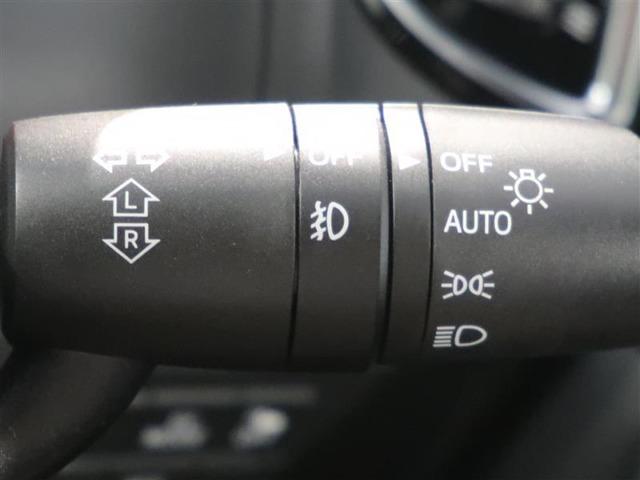 オートライト付 オートに設定しておくと夕暮れ時やトンネルに入った時にヘッドライトが自動で点灯します!