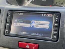 各種オーディオメディアも充実!!ドライブもより一層楽しく!!