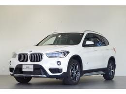 BMW X1 xドライブ 18d xライン 4WD コンフォートパッケージ セーフティPKG