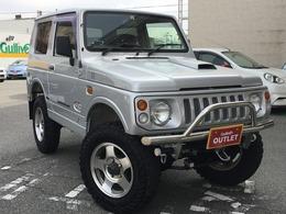 スズキ ジムニー 660 ランドベンチャー 4WD 修復歴なし 2.5インチアップ