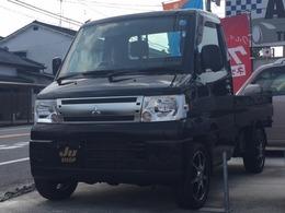 三菱 ミニキャブトラック 660 Vタイプ エアコン付 4WD 5速MT 社外アルミ