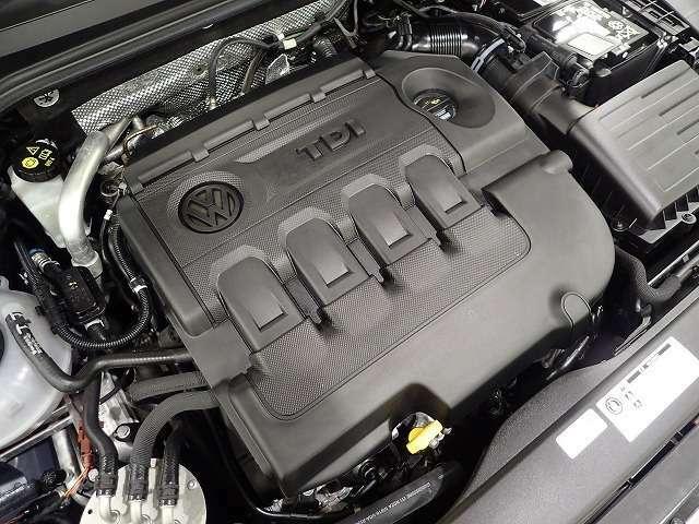 ☆TDIエンジンは高出力で低燃費☆