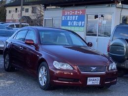 トヨタ マークX 2.5 250G ETC  アルミ HDD ナビ バックカメラ