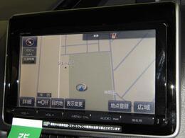 トヨタ純正SDナビです。地デジ(フルセグ)の視聴に、CD再生とDVD再生も可能です。Bluetooth通話とオーディオにも対応しています。