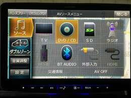 【アルパイン製11型SDナビ(XF11Z)】CD/DVD/フルセグTV/Bluetooth/SD/USB