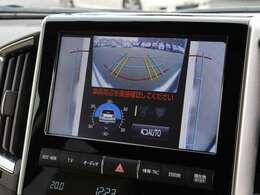 【 MOP マルチテレインモニター 】前後左右に搭載された4つのカメラで車両周辺の詳細な情報を画面に映し出します!ドライバーの死角になりやすい部分の路面状況を確認することが可能です!
