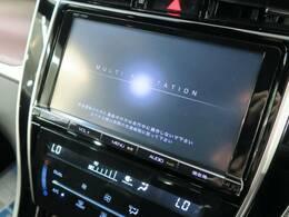 【メーカーオプションナビ】インパネにすっきり収まり、とても使いやすいナビです!お車の運転がさらに楽しくなりますね!