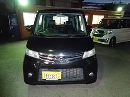 日産 ルークス 660 ハイウェイスター ターボ /W電動ドア/禁煙車/ナビTV/Bluetooth/HID