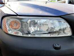 くもりやすいヘッドライトもクリアできれい♪ヘッドライトがきれいだと車のイメージもグッと良くなりますよ♪HIDですのでより明るくより遠くを照らしてくれます♪