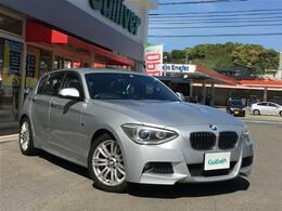 BMW 1シリーズ 116i Mスポーツ 修復歴無し