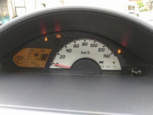 ★走行距離は72817kmです!まだまだ元気に走ってくれます!