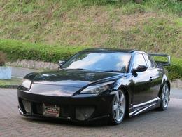 マツダ RX-8 タイプS 6速マニュア 車検2年実施