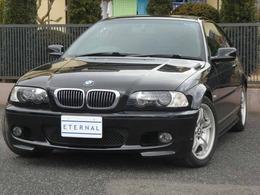 BMW 3シリーズクーペ 330Ci Mスポーツ 全D整備記録15枚 禁煙車 純正17インチ