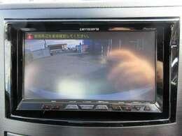 カロッツェリアHDDナビ付き♪ バックカメラ付き駐車も安心ですね♪