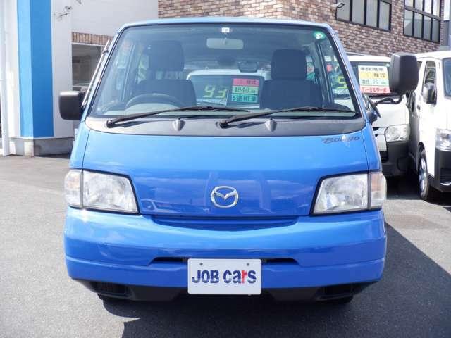 軽自動車から特殊、大型まで多彩な車種を扱っております。気になるお車やお探しのお車がございましたら、一度ご連絡ください。ホームページ http://www.jobcars.jp