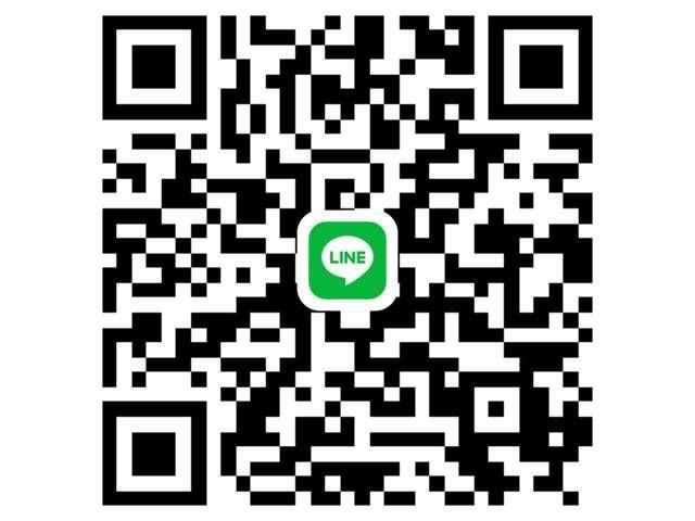 自宅に居ながらLINEを使ってオンライン商談可能!☆QRコードから友達追加してビデオ通話をクリック! #指定整備工場あり#鈑金塗装工場あり#全車保証つき#オイル交換2年無料