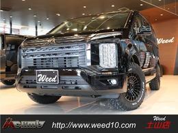 三菱 デリカD:5 2.2 G パワーパッケージ ディーゼルターボ 4WD マルチアラウンドビュー BKスタイル ナビ